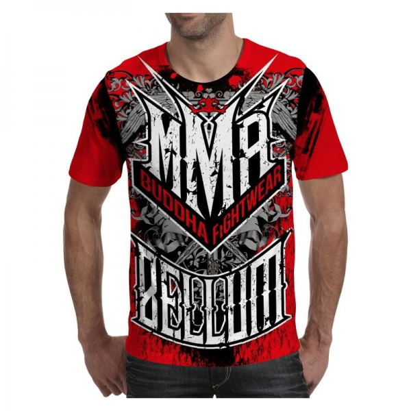 Buddha Camiseta MMA Resurrection