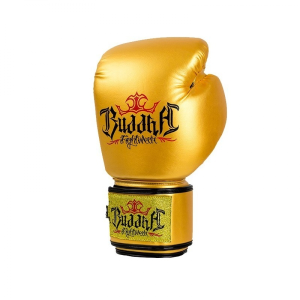 Buddha Guantes Boxeo Fight Oro