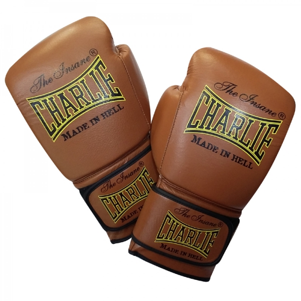 Charlie Guantes Boxeo Vintage