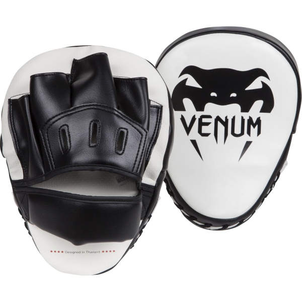Venum Manoplas Light Blanco/Negro