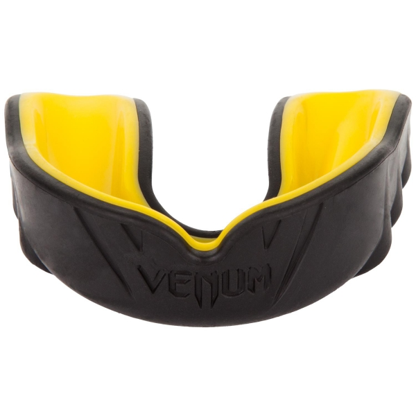 Venum Protector Bucal Challenger Negro/Amarillo